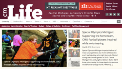 Central Michigan Life Website